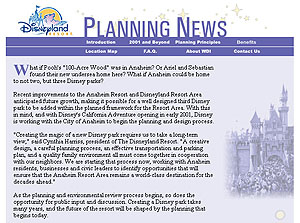 Third Theme Park Website