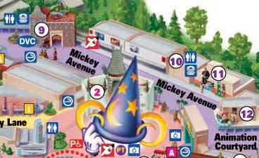 Mickey Avenue, after 2001