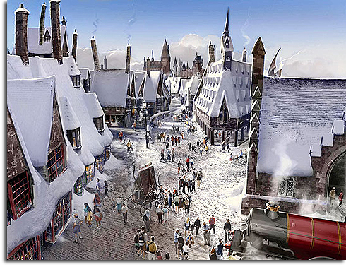 Hogsmeade Village, The Wizarding World of Harry Potter