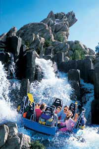 Grizzly River Run