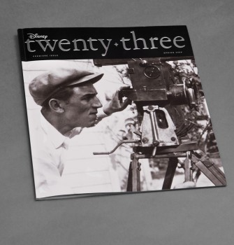 D23 - Disney twenty-three magazine