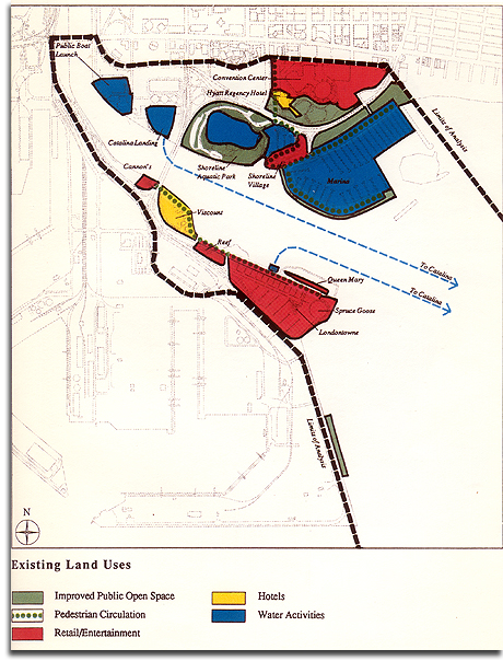 Port Disney - Existing Land Use, 1990 (small)