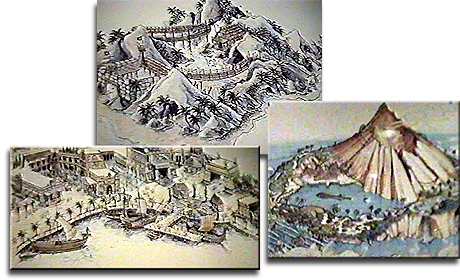 Port Disney - DisneySea - adventurous renderings (small)