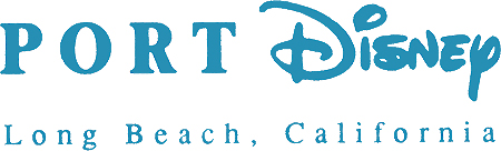 Port Disney - Long Beach Logo