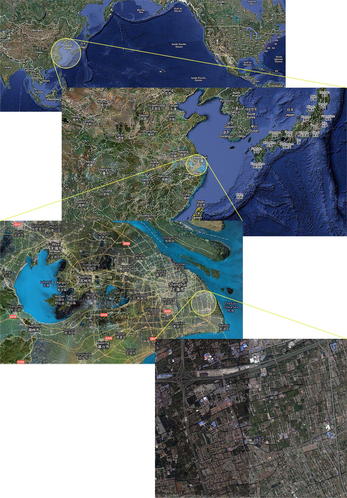 Disneyland Usa Map.Obama S Shanghai Surprise Progress City U S A