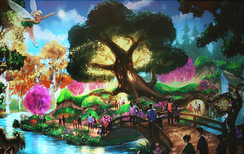 WDWTravels: Magical Disney Refurbishments and Re-dos