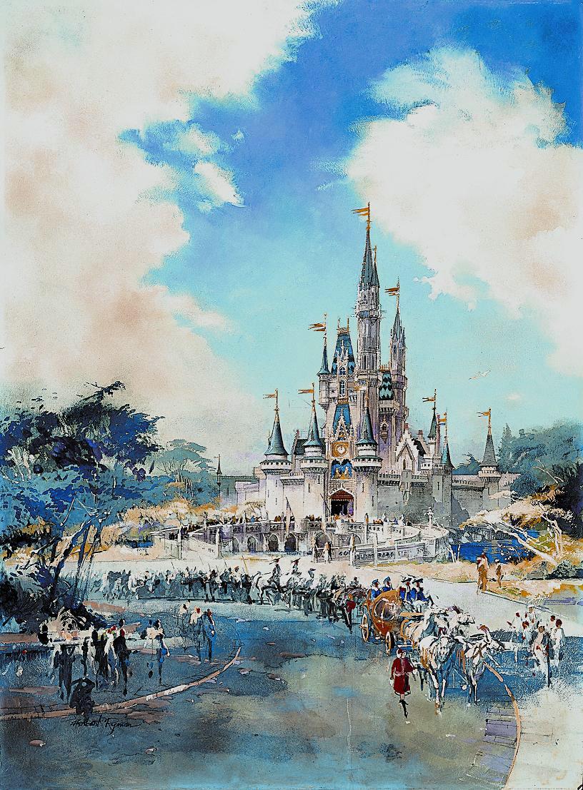 The Ryman Centennial A Whole New Disney World Progress City USA